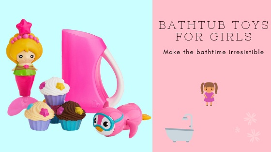 Bathtub Toys for Girls-feature image