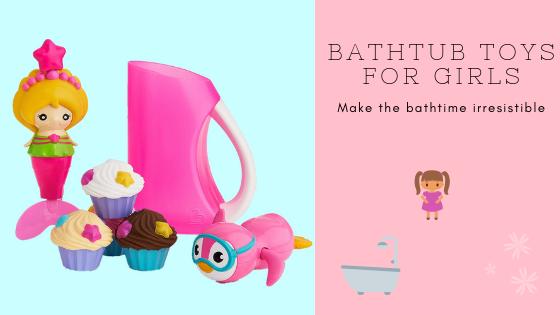 Bathtub Toys for Girls