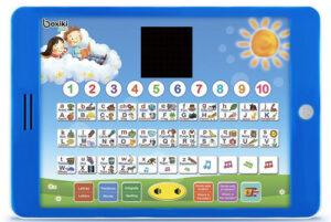 Bosiki Kids Spanish-English Tablet