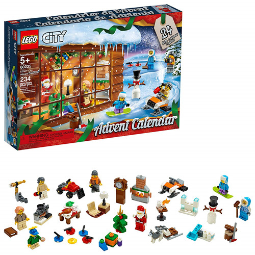 LEGO City ADven Calendar Building Kit