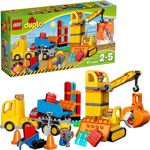 LEGO Construction Toy Set with gift box