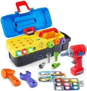Drill & Learn Toolbox