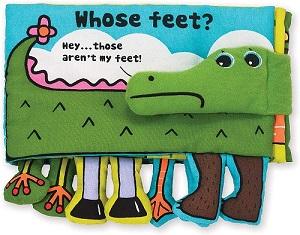 sor activity book whose feet