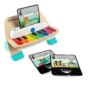 Magic Touch Piano Wooden Musical Toy