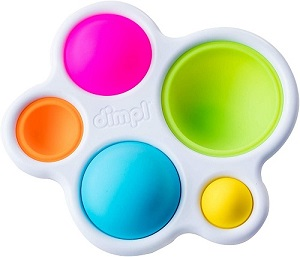 Learning Toys For a 1 Year Old--Dimpy toy