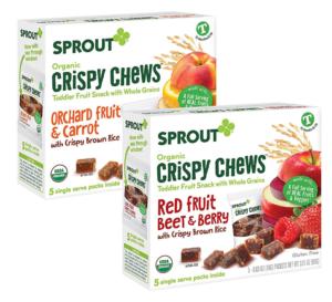 Sprout Crispy Chews