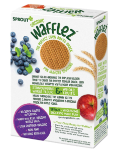 Sprout Organic Wafflez Toddler Snacks