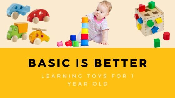 learning toys for a 1 year old-feature image