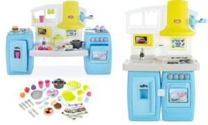 Best Kitchen Playsets For Toddlers-2 modes play