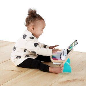 Benefits of musical instruments for toddlers-play wooden piano