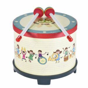 Benefits of musical instruments for toddlers-drum