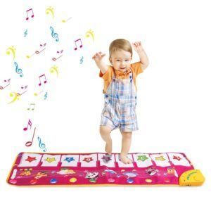 Benefits of musical instruments for toddlers-dance