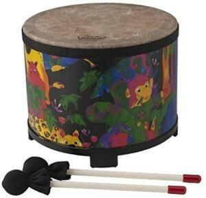 Best musical instruments for toddlers-Remo Floor Tom Drum