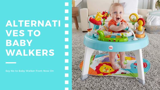 Alternatives to baby walkers page hero