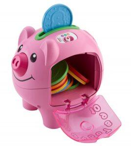 counting toys for 2 year olds- Count & Learn Piggy Bank
