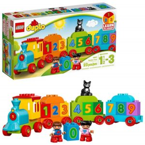 counting toys for 2 year olds-LEGO DUPLO MY FIRST NUMBER TRAIN