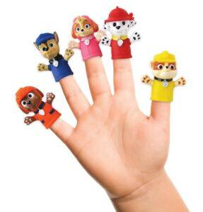 fine motor skills toys for toddlers-finger puppets