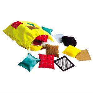 fine motor skills toys for toddlers-texture squares