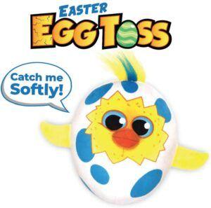 Easter toys for toddler boys-egg toss toy
