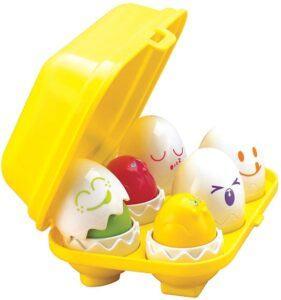 Easter toys for toddler boys-squeak eggs