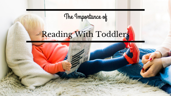 The importance of reading for toddlers