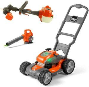 Toy Lawn Equipment-leaf blower, weed eater, lawnmower