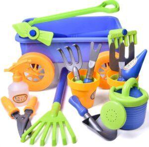 bayard toys for toddlers-plastic garden tool toys set