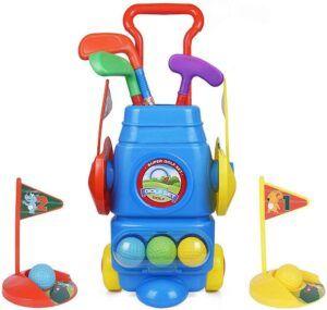 bayard toys for toddlers-plastic kids golf club set