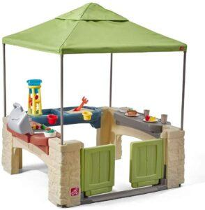 bayard toys for toddlers-playhouse with canopy