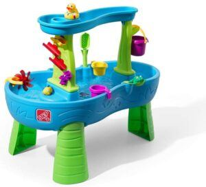 bayard toys for toddlers-blue color splash water table