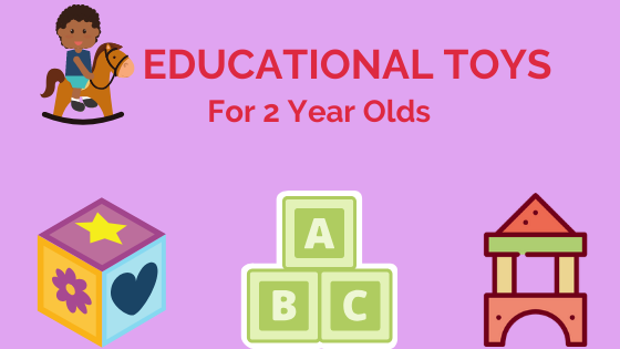 educational toys for 2 year olds-feature image