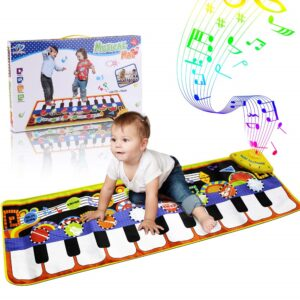 educational toys for 2 year olds-musical mat