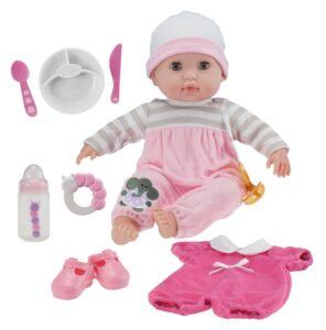 educational toys for 2 year olds-soft baby doll