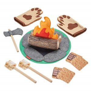 Fish-Price camping play set