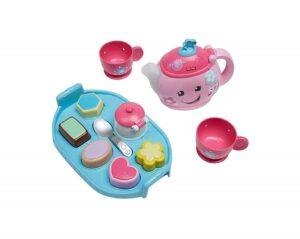 pretend toys for toddlers-teaset toy