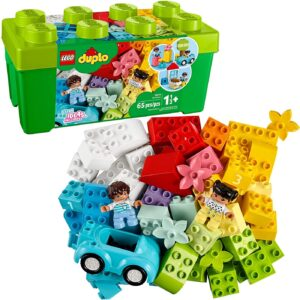Duplo Legos for toddlers-Classic Brick Box