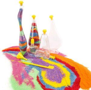 DIY craft kits for kids-DIY Sand art kit