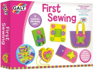 DIY craft kits for kids-Sewing kit with box