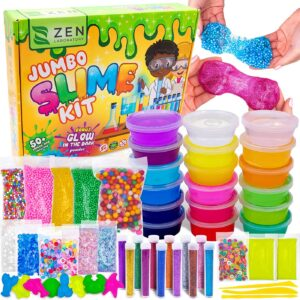 DIY craft kits for kids-Slime kit with box