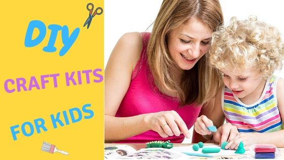 DIY craft kits for kids-feature image