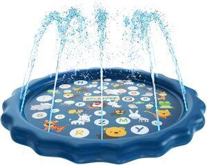 Outdoor water toys for toddlers- SplashEZ 3in1 Sprinkler
