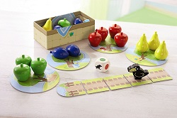 best board games for 2 years old-my first Orchard Cooperative Game