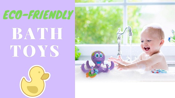 Eco Friendly Bath Toys-feature image