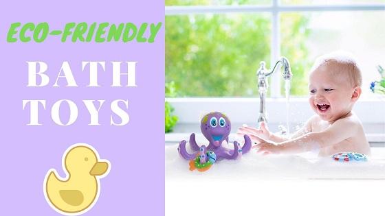 Eco Friendly Bath Toys-feature image