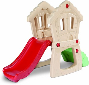 outdoor play equipment for toddlers-Hide and Seek Climber