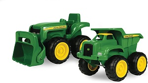 John Deere Sandbox Vehicle-2 pieces