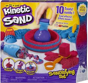 best Kinetic sand - sandisfying set
