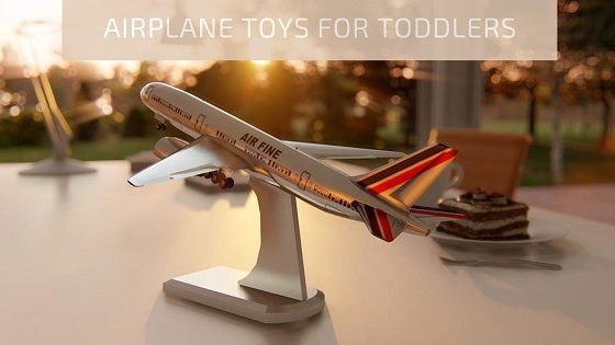 airplane toys for toddlers-feature image