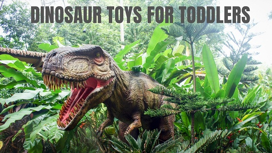 Dinosaur Toys For Toddlers-feature image