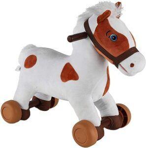 Rockin' Rider Ride-On horse